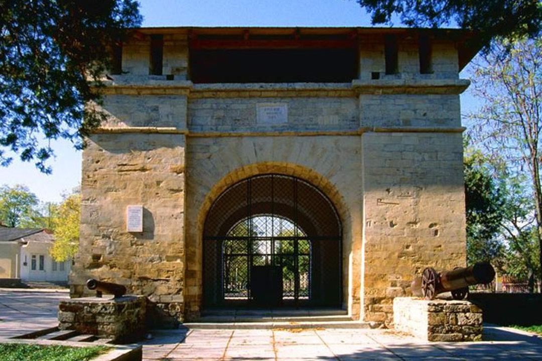 отбираем кастинг фотография крепостные ворота в анапе чаще